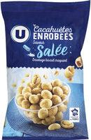 Cacahuètes enrobées goût salé - Product - fr