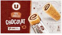 Mini roulé au chocolat - Product - fr