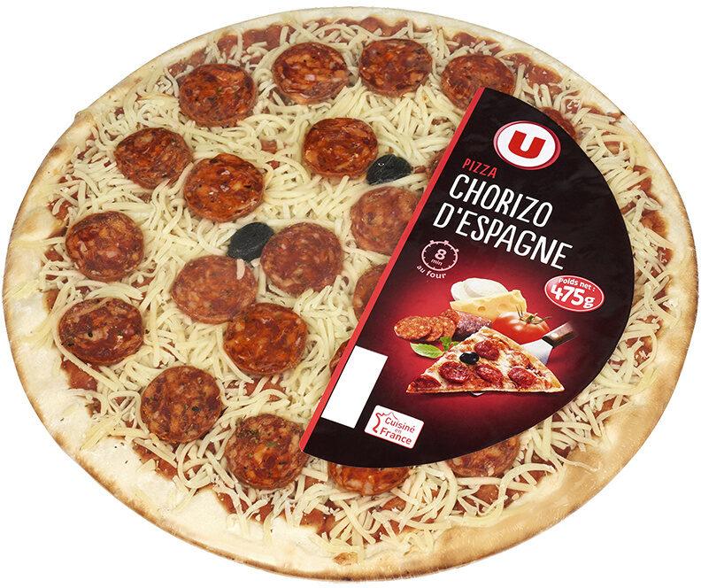 Pizza au chorizo d'Espagne - Product