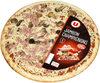 Pizza au jambon et aux champignons - Produit