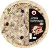 Pizza au jambon et aux champignons - Prodotto