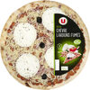 Pizza au chèvre et aux lardons fumés - Product