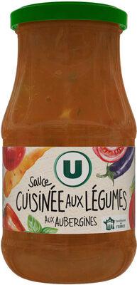 Sauce cuisinée aux légumes - Produit - fr
