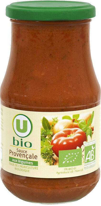 Sauce provencale au légumes - Produit