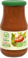Sauce provencale au légumes - Produit - fr