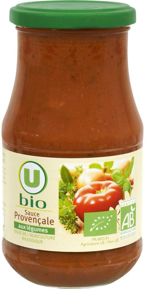 Sauce provencale au légumes Bio - Produit - fr