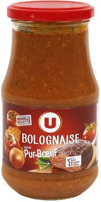 Sauce bolognaise - Producto