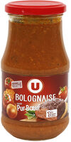 Sauce bolognaise - Producto - fr