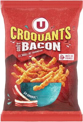 Croquant goût bacon - Product - fr