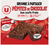 Brownie Choco Pépites - Produit