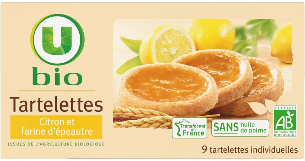 Tartelette au citron et farine d'épeautre - Prodotto - fr