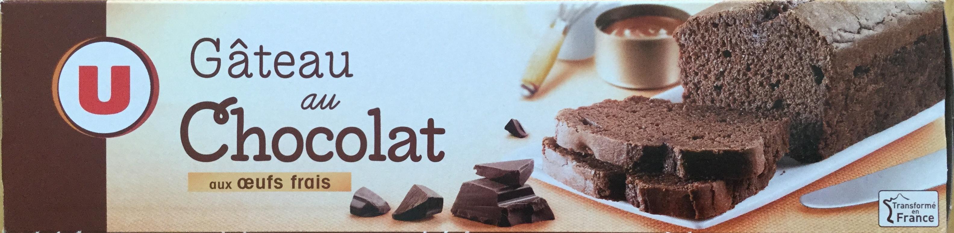 Gâteau au chocolat - Produit