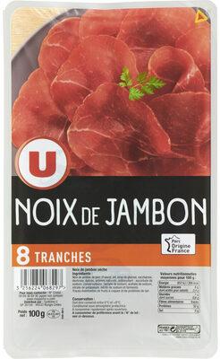 Noix de Jambon séchée - Prodotto - fr