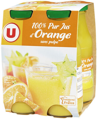 Pur jus orange - Product
