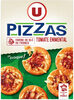 Crackers pizza tomate emmental - Produit