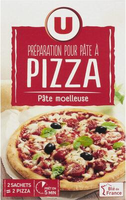Préparation pour pâte à pizza - Produit - fr