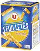 Crackers feuilletés emmental - Product