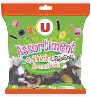 Assortiment gélifiés au réglisses - Product