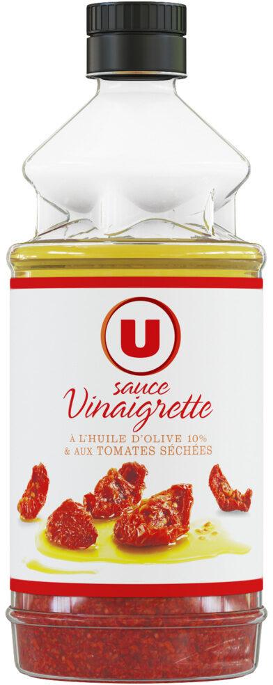 Sauce vinaigrette à l'huile d'olive 10% et aux tomates séchées - Produit - fr