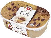 Glace au café avec grains de chocolat - Produit - fr