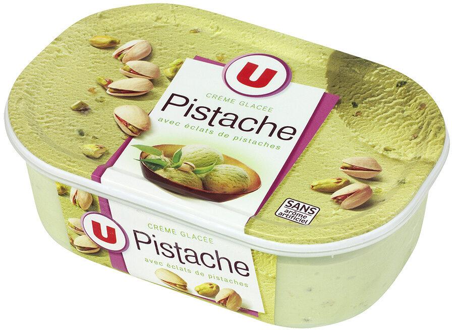 Crème glacée pistache sans arôme artificielle - Product