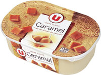 Crème glacée caramel - Produit