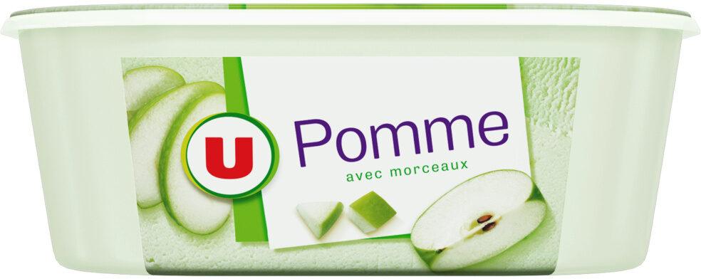 Sorbet pomme - Produit - fr
