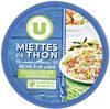 Miettes de thon huile olive peche ligne - Produit