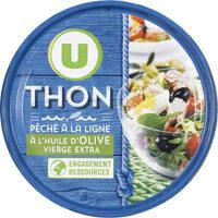 Thon entier à l'huile d'olive pêche ligne - Prodotto - fr