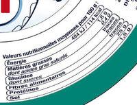 Thon en tranche naturel pêché ligne - Informations nutritionnelles