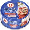 Miettes thon à la tomate pêché ligne - Product