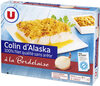 Colin d'Alaska à la Bordelaise - Product
