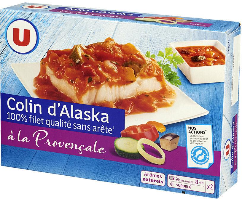 Colin d'Alaska à la provençale - Product