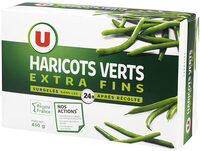 Haricots Verts Extra Fins - Product
