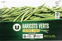 Haricots Verts Extra Fins - Product - fr