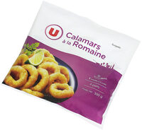 Calamars à la romaine - Product
