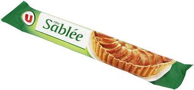 Pâte à tarte sablée ronde prête à dérouler - Produit