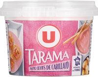 Tarama aux ufs de cabillaud - Product - fr
