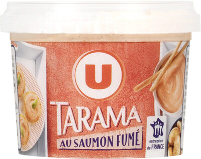 Tarama Au Saumon Fumé - Product - fr