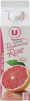Pur jus réfrigéré pamplemousse rose - Produit - fr