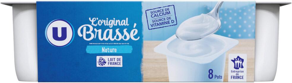 Yaourts Brassés Nature - Produit