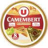 Camembert au lait pasteurisé 20% de MG - Product