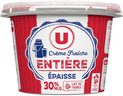 Crème fraîche épaisse 30%mg - Produit - fr