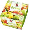 Dessert de fruits pommes - Produit
