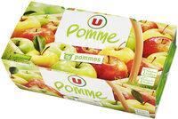 Dessert de fruits aux pommes - Produit - fr