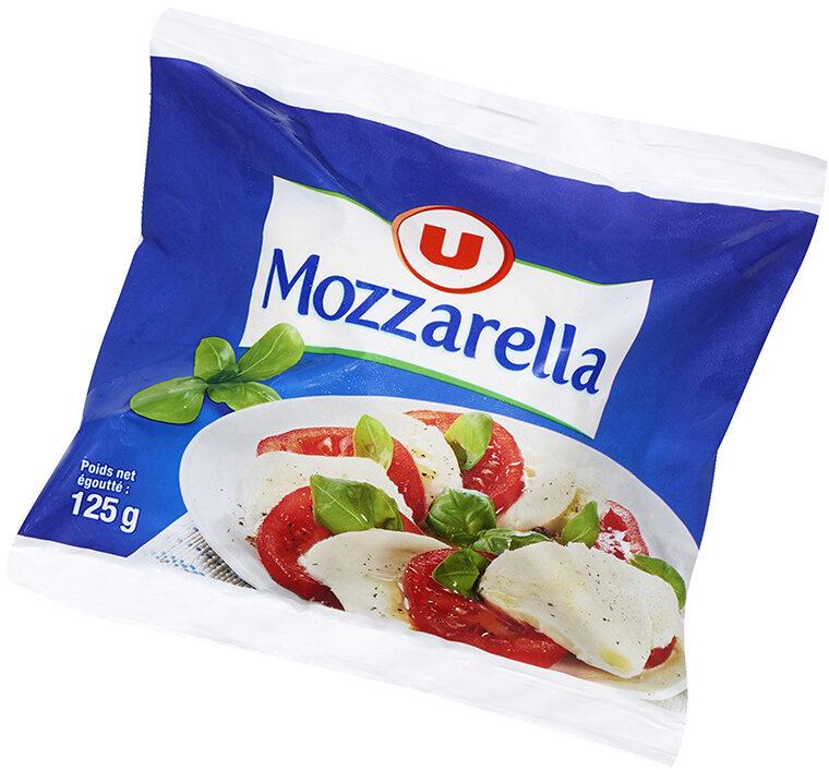 Mozzarella au lait pasteurisé 18% de MG - Product - fr