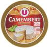 Fromage pasteurisé camenbert 21% de MG - Produit