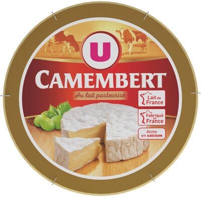 Fromage pasteurisé camenbert 21% de MG - Product