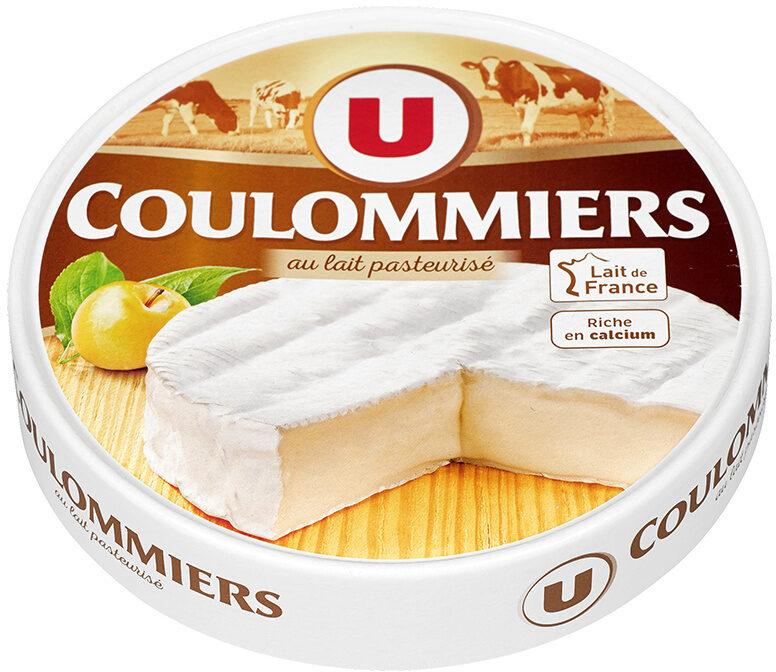 Coulommiers au lait pasteurisé, 24%MG - Product