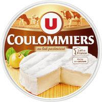 Coulommiers au lait pasteurisé 24%MG - Product - fr